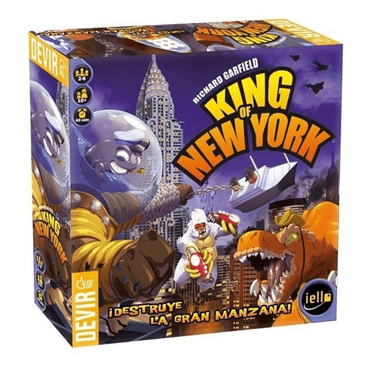 King of New York (Español)