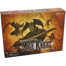 Mage Knight: The Board Game (Inglés)