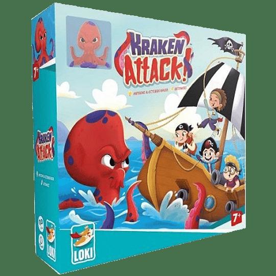Kraken Attack (Español)