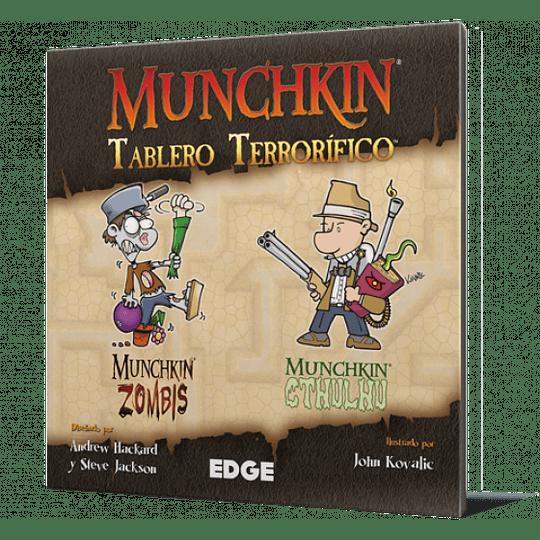 Munchkin Tablero Terrorífico (Español)