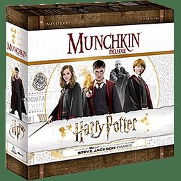 Munchkin: Harry Potter Deluxe (Inglés)