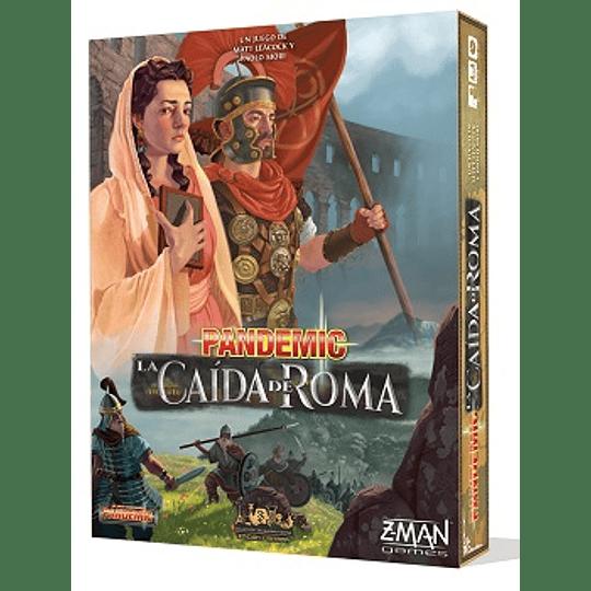 Pandemic - La caída de Roma (Español)