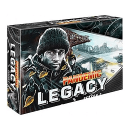 Pandemic Legacy Season Two Black Edition (Inglés)