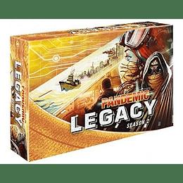 Pandemic Legacy Season Two Yellow Edition (Inglés)