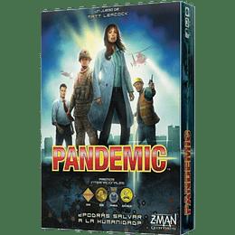 Pandemic Base (Español)