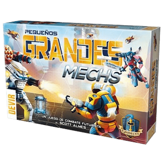 Pequeños Grandes Mechs