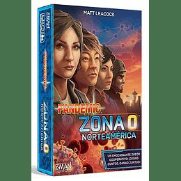 Pandemic: Zona 0 - Norteamérica (Español)