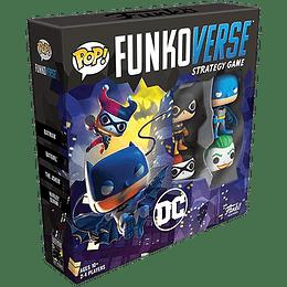 Pop! Funkoverse: DC Comics (Inglés)