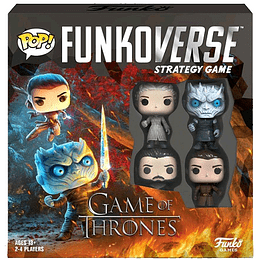 Pop! Funkoverse: Game of Throne (Inglés)