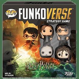Pop! Funkoverse: Harry Potter (Inglés)