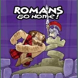 Romans Go Home (Inglés)