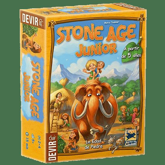 Stone Age Junior (Español)