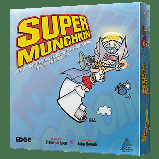 Super Munchkin Nueva Edición (Español)