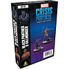 Marvel Crisis Protocol: Black Panther and Killmonger Character Pack