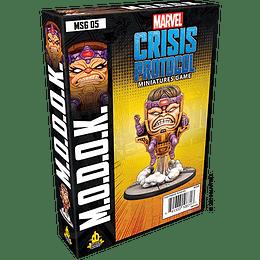 Marvel Crisis Protocol: MODOK Character Pack