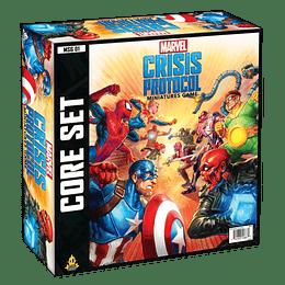 Marvel Crisis Protocol Miniatures Game Core Set