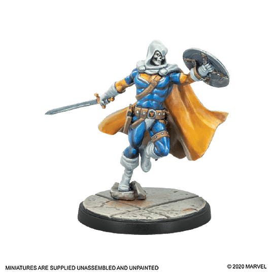 Marvel Crisis Protocol: Punisher and Taskmaster Character Pack