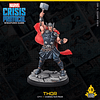 Marvel Crisis Protocol: Thor and Valkyrie Character Pack