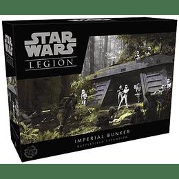 Star Wars Legion: Búnker Imperial (Español)