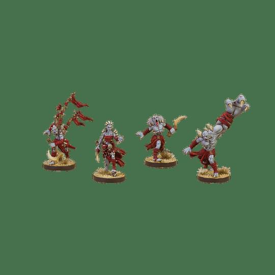 RuneWars: Grupo de mando de infantería Uthuk Y'llan (Expansión de mejora de unidad)