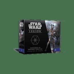 Star Wars Legion: Comando de droides Serie BX (Español)
