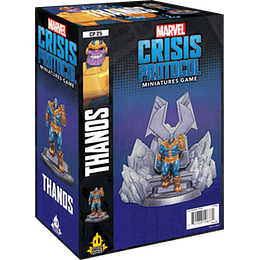 Marvel Crisis Protocol: Thanos Character Pack