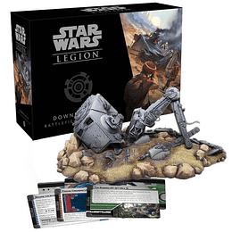 Star Wars Legion: Downed AT-ST Battlefield (Ingles)