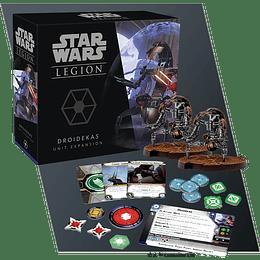 Star Wars Legion: Droidekas (Español)