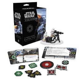 Star Wars Legion: E-Web Heavy Blaster (Inglés)