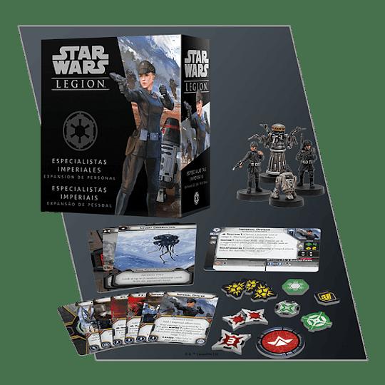 Star Wars Legion: Especialistas Rebeldes (Español)