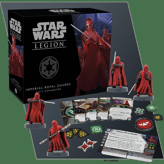 Star Wars Legion: Imperial Royal Guards (Ingles)