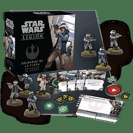 Star Wars Legion: Soldados de la Flota (Español)