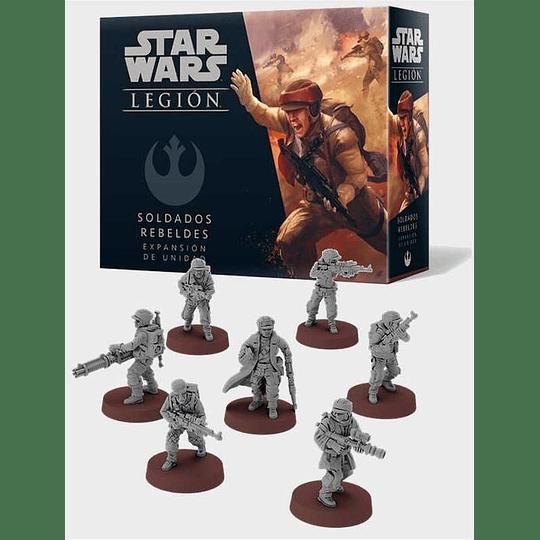 Star Wars Legion: Soldados Rebeldes