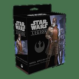 Star Wars Legion: Rebel Specialists (Ingles)