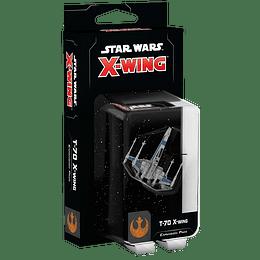 Star Wars X-Wing 2nd Ed: T-70 X-Wing