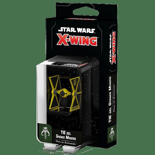 Star Wars X-Wing 2nd Ed: TIE del Gremio Minero