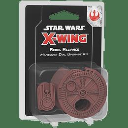 Star Wars X-Wing 2nd Ed: Rebel Alliance Maneuver Dial Upgrade Kit