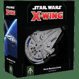 Star Wars X-Wing 2nd Ed: Halcón Milenario de Lando