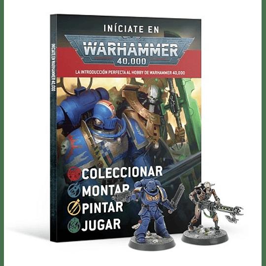 Iníciate En Warhammer 40000