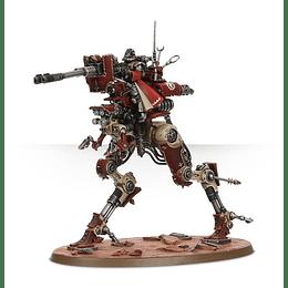 Adeptus Mechanicus: Ironstrider Ballistarius - Zaneoférreo