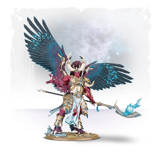 Thousand Sons: Magnus The Red