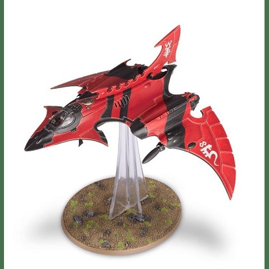 Craftworlds: Hemlock Wraithfighter