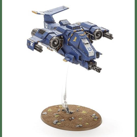 Space Marines: Stormhawk Interceptor