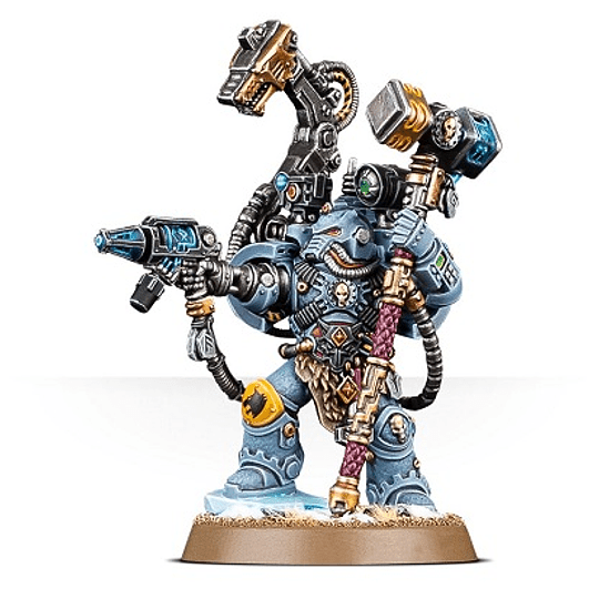 Space Wolves: Iron Priest