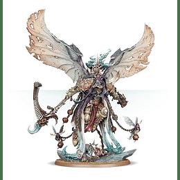 Death Guard: Mortarion, Daemon Primarch of Nurgle