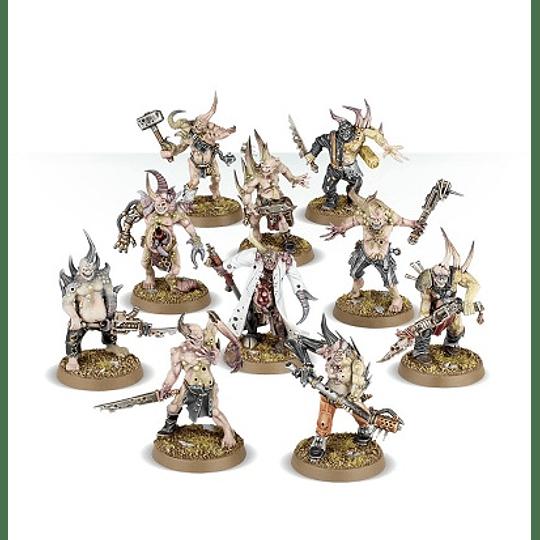 Death Guard: Poxwalkers - Plagabundos