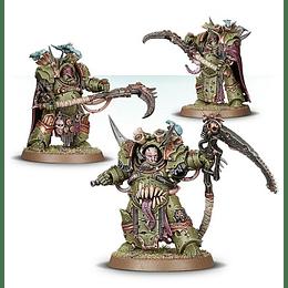 Death Guard: Deathshroud Bodyguard