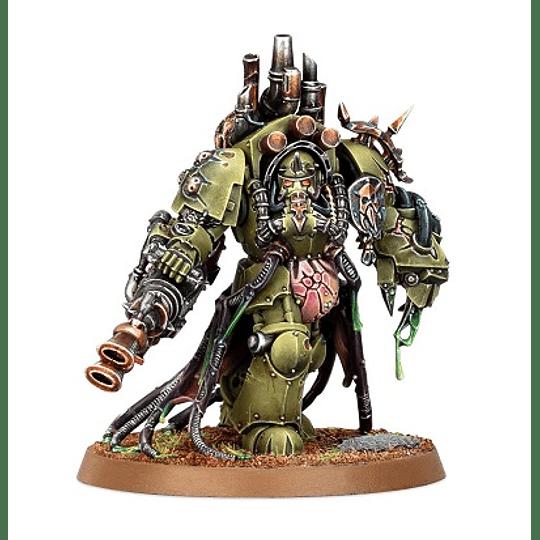 Death Guard: Lord of Virulence - Señor de la Virulencia