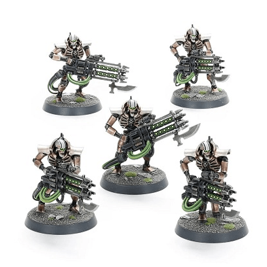 Necrons: Immortals - Inmortales