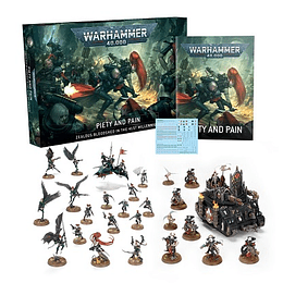 Warhammer 40000: Piety And Pain (Inglés)